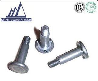 China Flat Head Weld Screw Carriage Bolt supplier