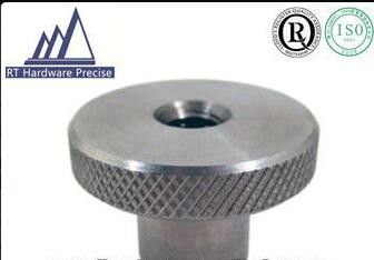 China OEM Stainless Steel Knurled Ring Nut supplier