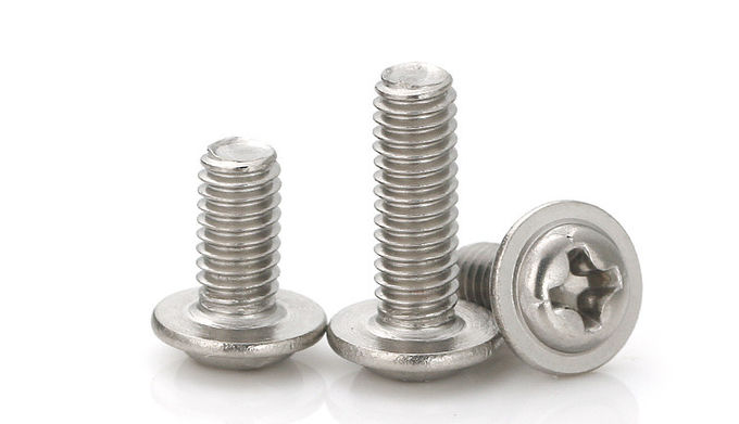 Precision Shoulder Screw Thread Size M4-0.7 18-8 Stainless Steel